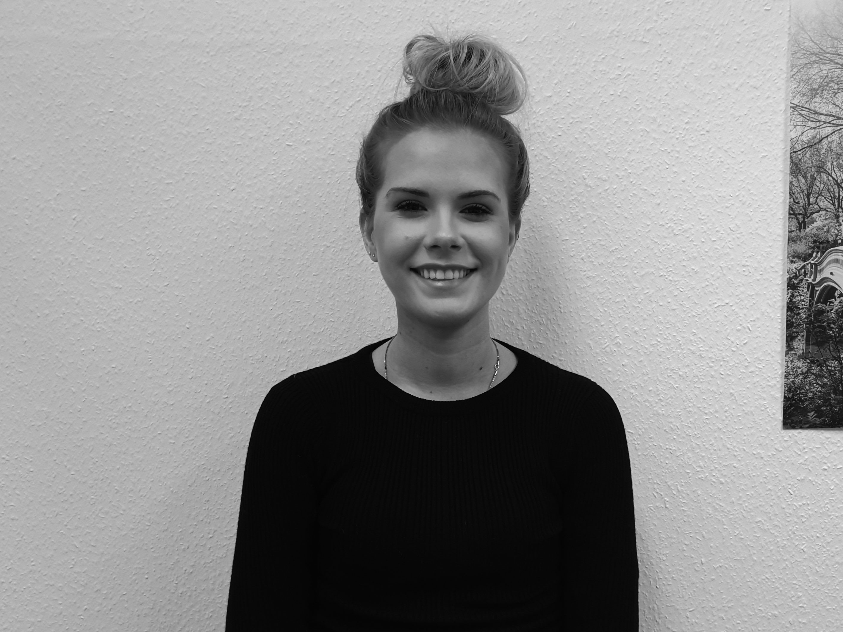 Natalie Utting-Ealand - Production Assistant